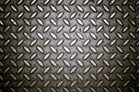 Metal surface No.3 as a background motive Stock Photo - 6071936