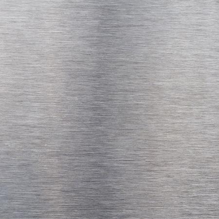 Brushed silver aluminum as a background motive Standard-Bild