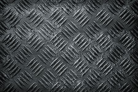 metal surface: Grunge metal surface as a background motive Stock Photo