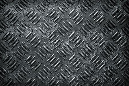 Grunge metal surface as a background motive Standard-Bild