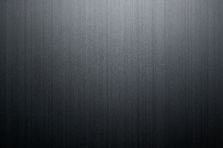brushed metal: Structured metal surface as an abstract background motive Stock Photo