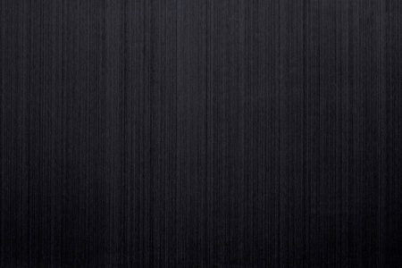 brushed aluminum: Closeup of brushed black aluminum as a background motive Stock Photo
