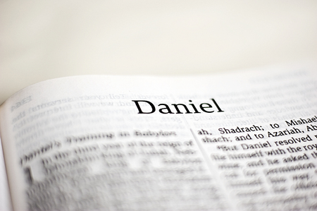 Daniel Bible text
