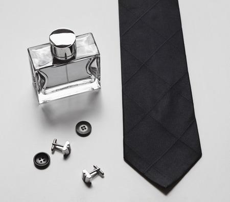 gift tie: Accesorios de Hombre de negocios con estilo atan gemelos colonia