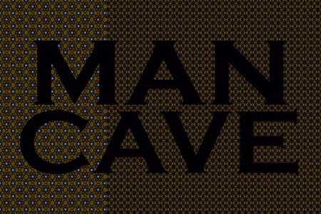 testosterone: Man Cave