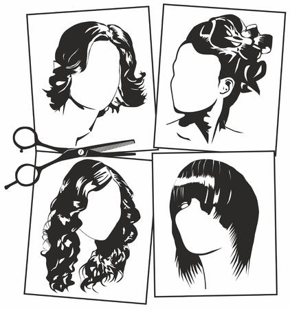 mann mit langen haaren: Frauen