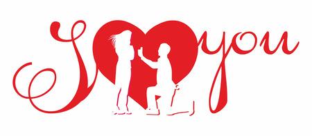 proposal of marriage: Proposta di matrimonio
