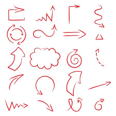 creative design vector arrows