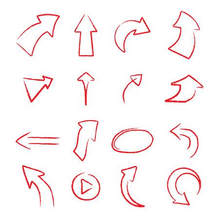 vector arrows: creative design vector arrows
