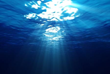 Éclairage sous-marin