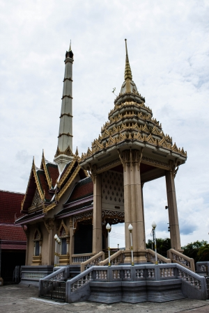 Wat Bangna bangkok in thailand photo