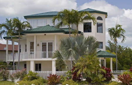 Florida home Stock Photo - 274860