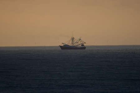 Shrimp boat Stock Photo - 274677