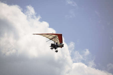 airplane ultralight: Ultralight airplane