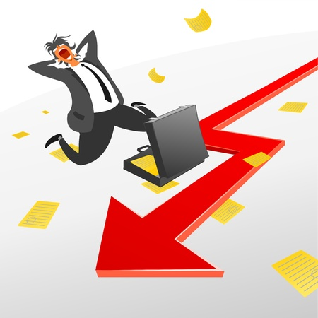 Exchange, trade and securities Stock Vector - 17878642