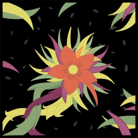 beautify: Threefold flower