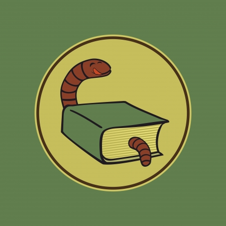 book worm: Book worm