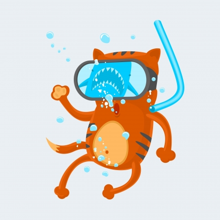 doomed: Cat Diver