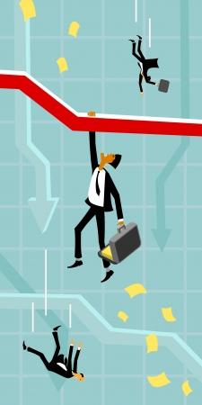 Stock exchange Stock Vector - 20109872