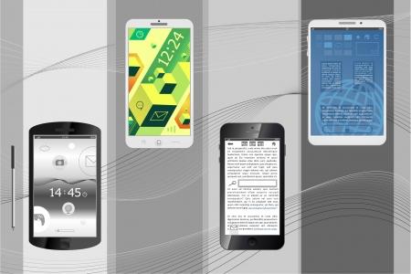 stylus: set smartphones