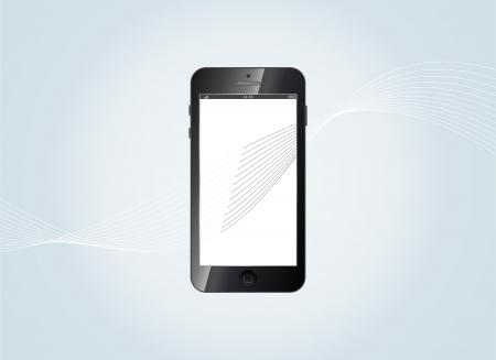 touchscreen: touchscreen technology Illustration