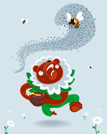 Bear thief