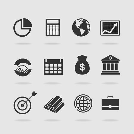 banker: Items banker Illustration