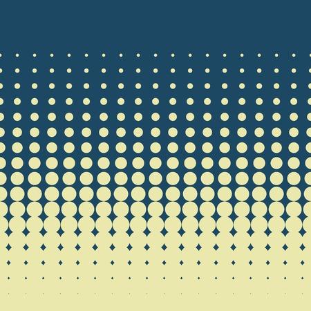 Monochrome pattern transition EPS 8 file format Ilustracja