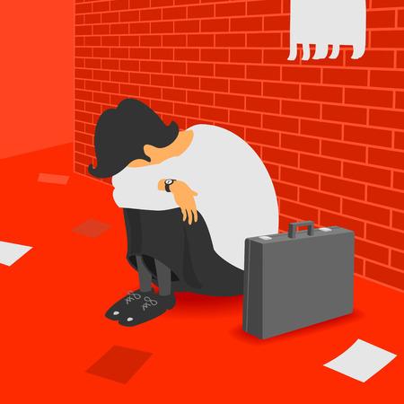 금융 위기의 희생자