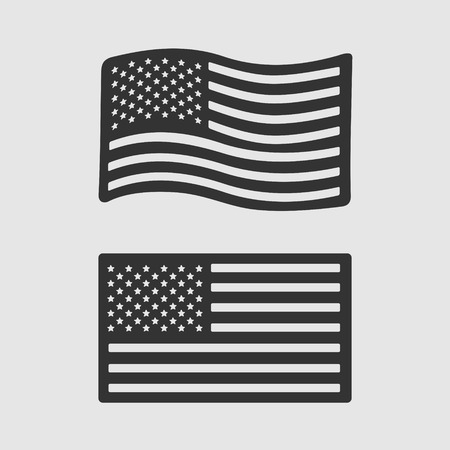 American Flag Vector eps 8 file format