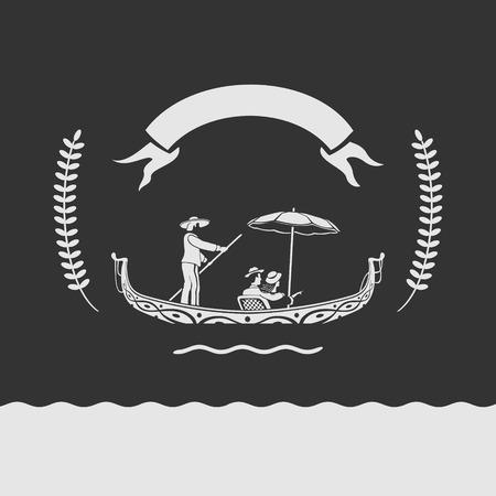 rower: Emblem Venice