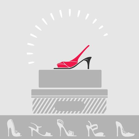 showcase: Shop Women Shoes Showcase