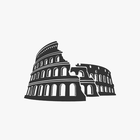 Coliseo Vector Símbolo