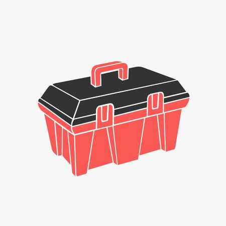 Vector Illustration Work Tool Case eps 8 file format