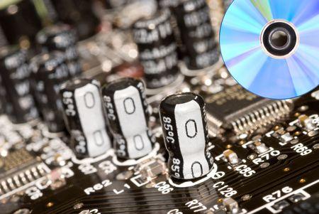 Circuits and transistors make computer technology possible