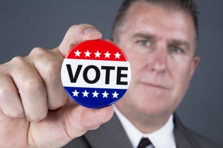 promover: O eleitor masculino mant