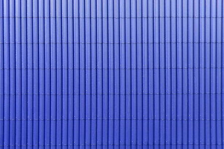 Blue roof by vertical pattern Stock Photo - 13682622