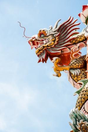 Dragon statue Stock Photo - 19934508