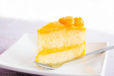 orange cake: Orange cake
