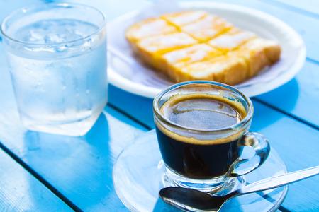 Coffee and Toast photo