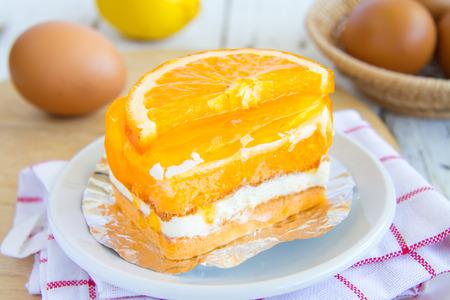 orange cake: Orange cake is delicious and yummy.