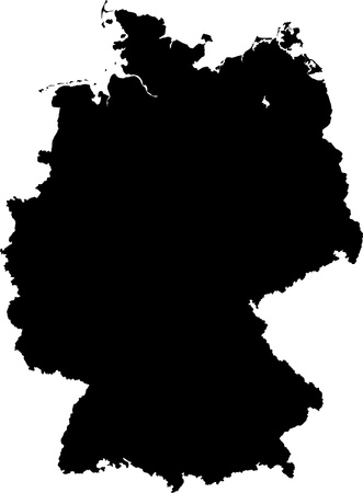 Germany Illustration