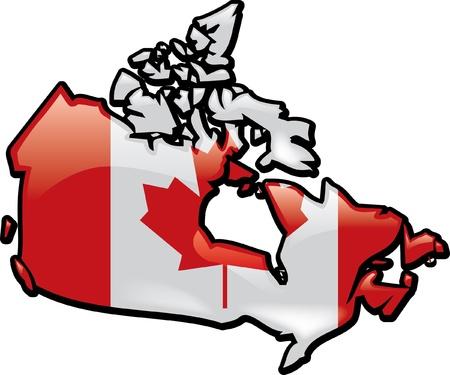 Canada Иллюстрация