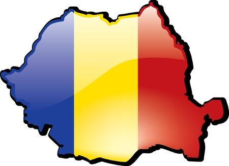 Romania 일러스트