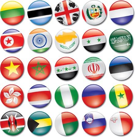 kenya: Country Icons