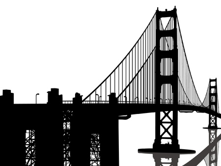 bridges: Golden Gate Bridge