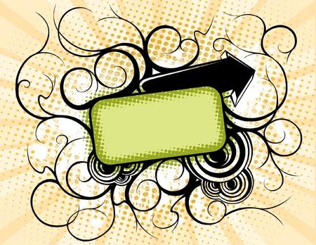 Grunge Banner Stock Vector - 12474808