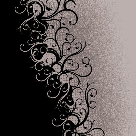grunge: Grunge Scrapbook Pattern