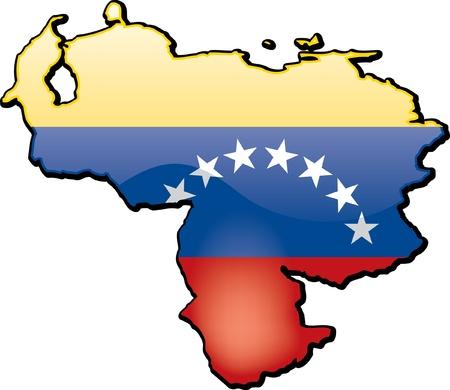 mapa de venezuela: Venezuela Mapa