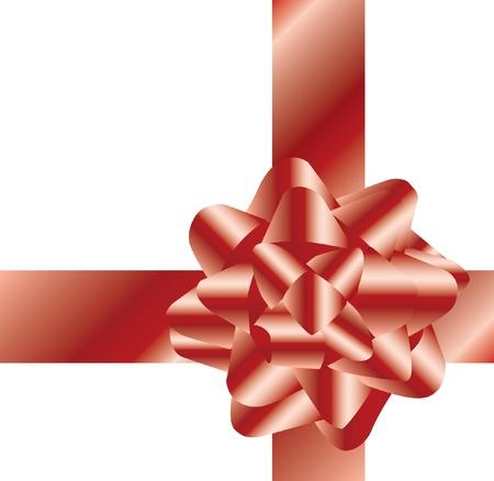 Het lint kerstmis
